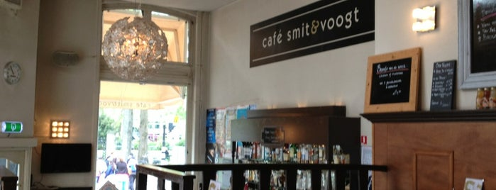 Cafe Smit & Voogt is one of Amsterdam Oost.