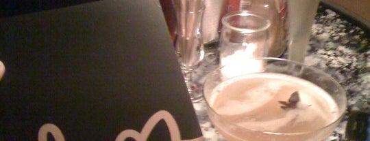Glass is one of Paris // Nightlife.