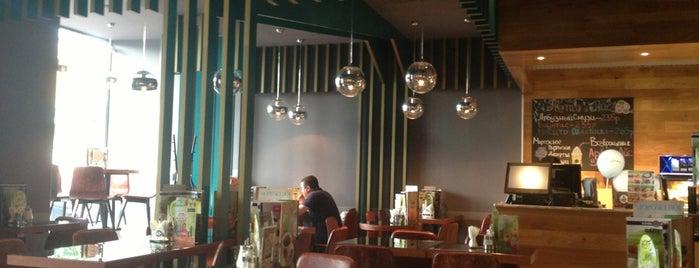 Кофе Хауз is one of Nikolay : понравившиеся места.