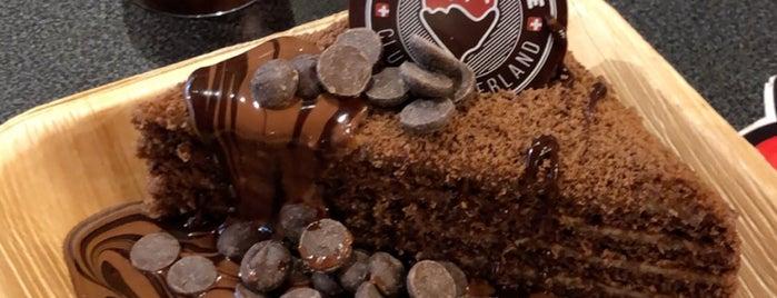 Funky Chocolate Club Switzerland is one of Locais curtidos por Khalid.