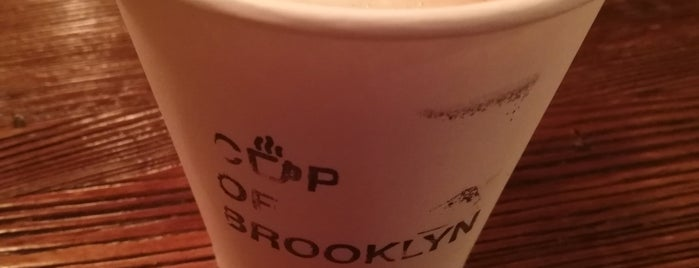 Cup of Brooklyn is one of Bed-Stuy.