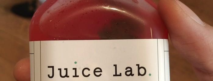 Juicelab is one of Manger à Paris.