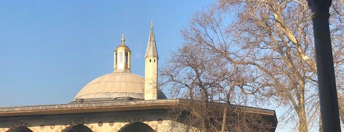 Topkapı Sarayı Revakaltı is one of Ist Gezi.