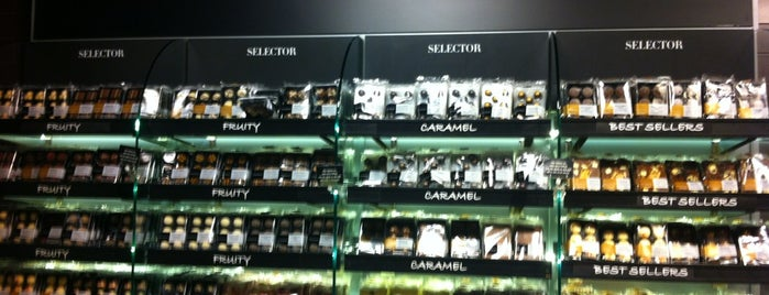 Hotel Chocolat is one of Sout.