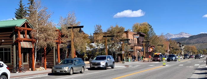 Town of Frisco is one of Colorado must-do's.
