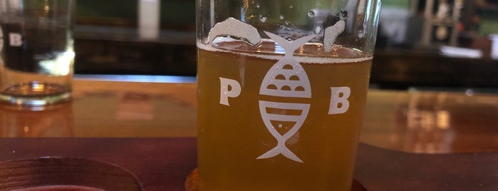 Bangin' Banjo Brewing Company is one of Ft laud drinks.