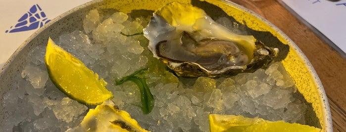 Marea sea spirit is one of Dot eats Thessaloniki.