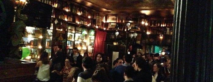 La Fontana de Oro is one of Must-visit Nightlife Spots in Madrid.