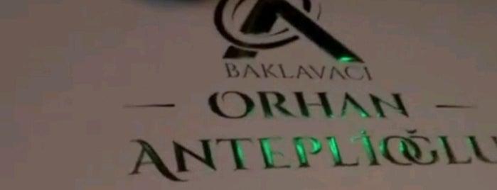 Baklavacı Orhan Anteplioğlu 2 is one of Kayseri.