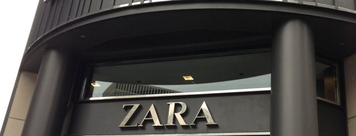 Zara is one of Lugares favoritos de Erik.