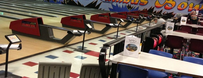 Wayne Webb's Columbus Bowl is one of Columbus Area Bowling Alleys.