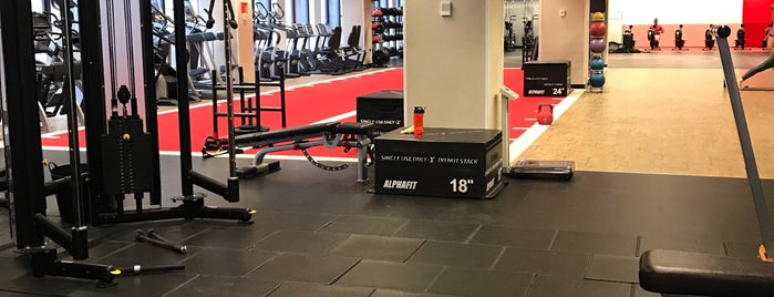 Fitness First is one of Lieux qui ont plu à Ebed Jaciel.
