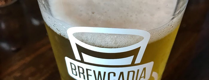 Brewcadia is one of Daveさんのお気に入りスポット.
