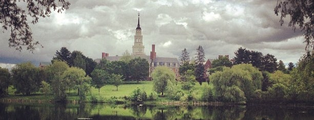 Colby College is one of Mo's Liked Places.