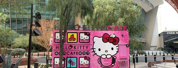 Hello Kitty Cafe is one of Viva Las Vegas.