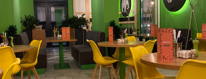 UNIT.cafe is one of Kyiv b4.