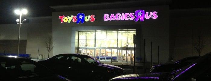 """Toys """"R"""" Us/Babies """"R"""" Us is one of Orte, die Irina gefallen."""