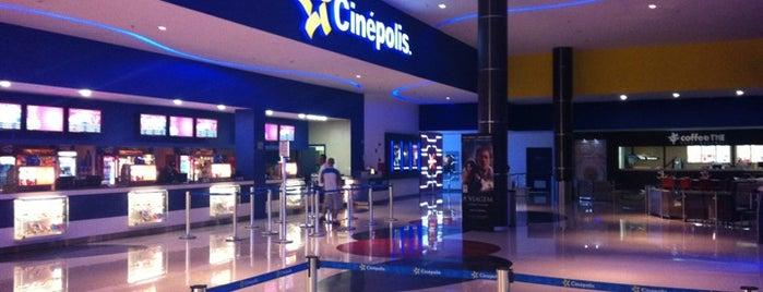 Cinépolis is one of Cinemas SP.
