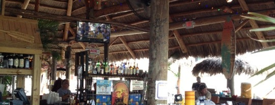 Gilbert's Tiki Bar is one of Tempat yang Disukai Liz.