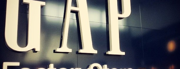 Gap Factory Store is one of NYC #NEWYORK.