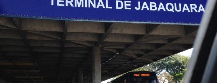Terminal Jabaquara x Ferrazopolis is one of Por ai.