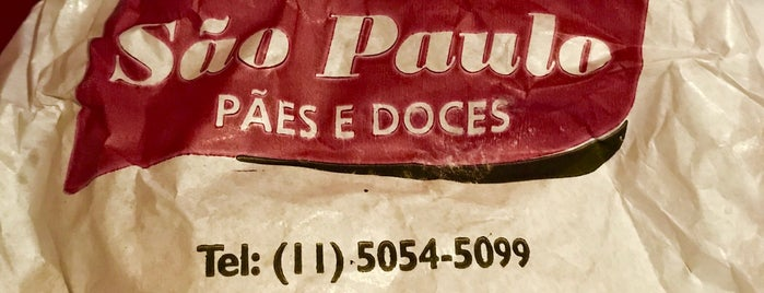 Bella São Paulo Pães e Doces is one of M. 님이 좋아한 장소.
