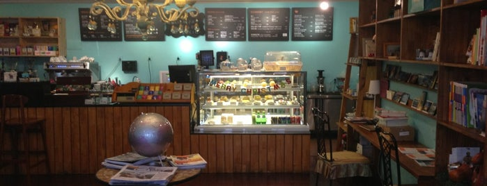 幸福咖啡馆 Miss K Cafe is one of Coffee & Café in Beijing.