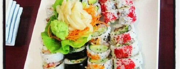 Tekka Sushi is one of Vegan Montreal.