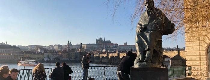 Bedřich Smetana. Památník skladatele is one of Praha - Prague - Praga.