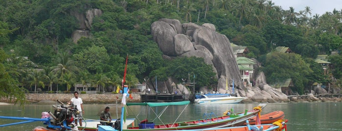 Chalok Baan Kao Bay is one of Thaïlande.