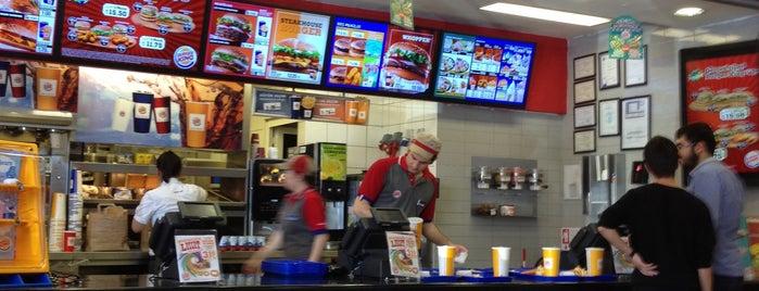 Burger King is one of Locais curtidos por Gamze.