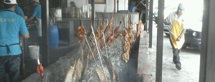 Pollos Comi is one of สถานที่ที่ Yare ถูกใจ.