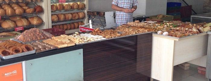 Karataş Ekmek Fırını is one of Lugares favoritos de Fulya.