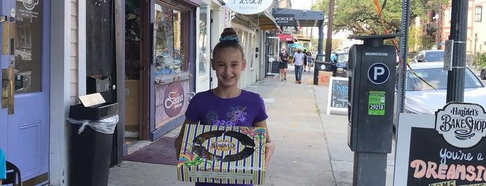 Haydel's Bake Shop is one of New Orleans.