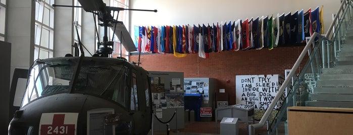 Jackson Barracks Military Museum is one of Louisiana.