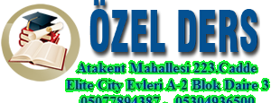 ATAKENT ÖZEL DERS is one of sicanさんのお気に入りスポット.