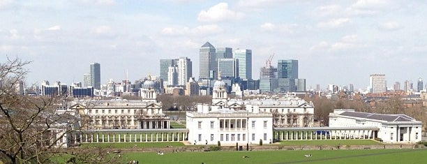 Greenwich Park is one of UK & Ireland.