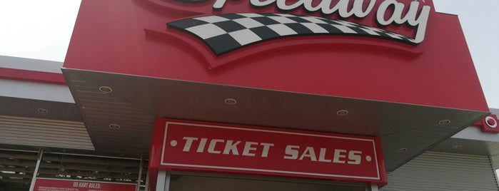 Niagara Speedway is one of สถานที่ที่ Chris ถูกใจ.
