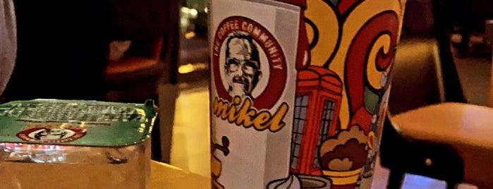 Mikel Coffee is one of Kahve & Çay.