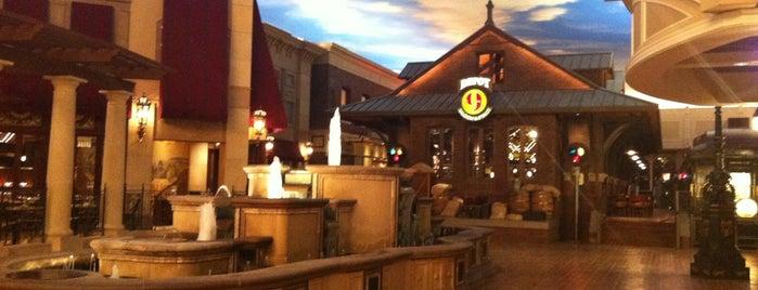 Ameristar Casino is one of Kansas City, Missouri.
