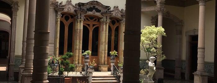 Museo Regional De Historia is one of Tempat yang Disukai 🌝.