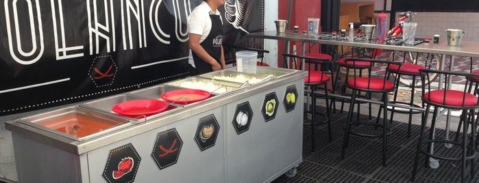 Ahogadas Polanco is one of To eat.