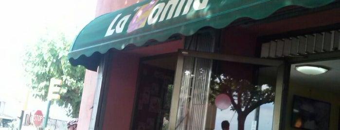 bar restaurante la conna is one of Orte, die Ivan gefallen.