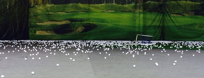 Golf Areena is one of Golf winter training centers in Finland.