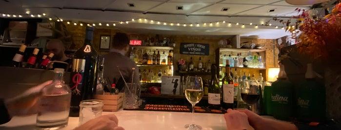 Cellarer wine bar is one of Fav Barcelona.
