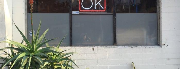 OK is one of LA Top Shops.