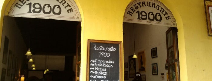 Restaurante 1900 is one of Ir no México.