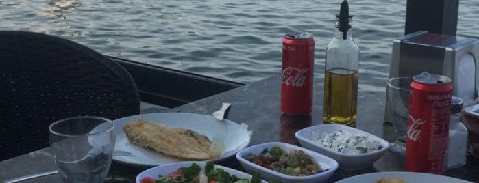 Yalı Balık Restaurant is one of Orte, die Seda gefallen.
