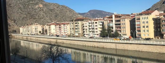 Bahçeleriçi Irmak Kenarı is one of Amasya Gezisi.