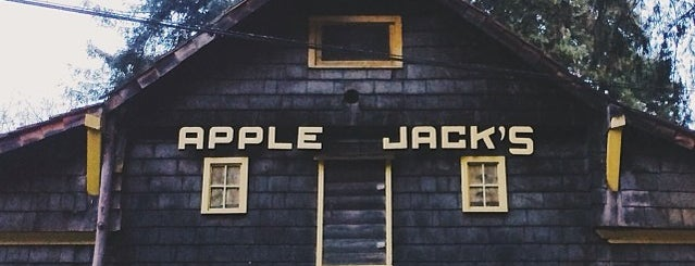 Applejack's is one of South Bay Eateries.